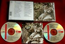 KUSCHELROCK 2 1989 2 CD Box CDs Genesis A-HA Eagles SCORPIONS Berlin OMD Wham