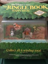 1990 McDonald's DISNEY ** Jungle Book ** Store Display
