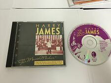 "HARRY JAMES ""The Music Maker"" EMPRESS RAJCD 805 [CD]"