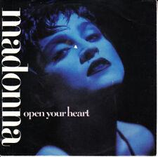 Madonna Very Good (VG) Sleeve Grading Pop Vinyl Records