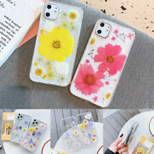 Flower Clear Fashion Pattern Soft Phone Case Cover For iPhone11ProMax 7 8Plus XR