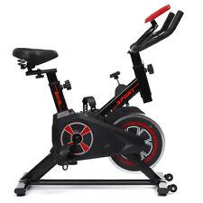 Indoor Cardio Exercise Bike Home Gym Aerobic Fitness Training flywheel Bicycle