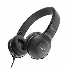 NEW JBL E35 On-Ear Headphones (Black)