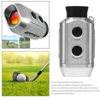 Digital 7X Golf Scope Laser Rangefinder Monocular Distance Meter Range Finder