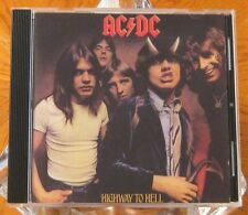 AC/DC - Highway To Hell - German Gold Edition CD - 1994