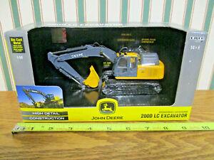 John Deere 200D LC Excavator By Ertl 1/50th Scale