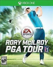 Rory Mcilroy PGA Tour Golf Xbox One Video Game BRAND NEW SEALED