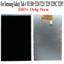 Original For Samsung Tab 4 VE SM-T230 T231 T239 T239C T2397 LCD Display Screen
