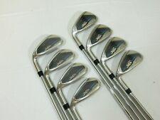 New LH Callaway XR OS Iron Set 4-AW Irons Regular flex Speedstep Steel 80 XRos