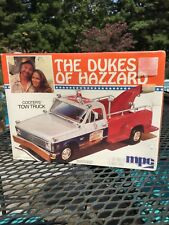 * MPC '81 DUKES OF HAZZARD COOTER'S TOW TRUCK 1/25 Scale.  Vintage