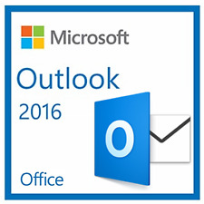 Genuine Product:~ Outlook 2016 (32/64-Bit)