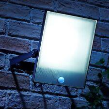 Auraglow 50w LED Motion Activated PIR Sensor Security Floodlight Outdoor Slim