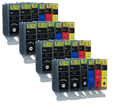 24 XL Ink cartridges for Canon MG5350 MG6150 MG6250 MG8150 iP4950 iP4950 MX895