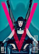 V Magazine,Madonna,Katy Perry,Steven Klein 1 NEW