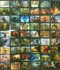 MTG Modern Horizons Art Series Complete Set of 54 magic the gathering CNY