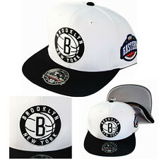 Mitchell & Ness NBA Brooklyn Nets Fitted Hat Eastern Conference Side Patch Cap