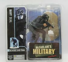 McFarlane's Military Combat Soldier Navy Seal Action Figure