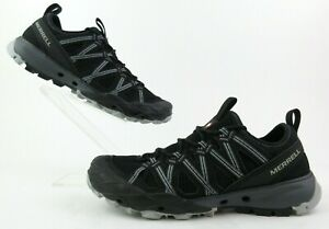 *NEW!* Merrell Choprock Womens Trail/Hiking/Water Shoes Black Sz 10 / MSRP $120+