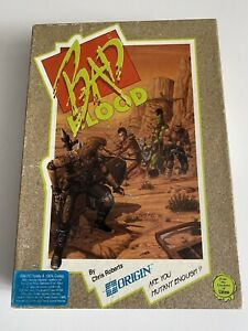 BAD BLOOD From the Creators Of The  Ultima Series* Post apocalyptic RPG