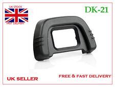 Oculare conchiglia per oculare dk-21 dk21 per Nikon d80 d90 d200 d7000 d750 d600 d610 UK STOCK