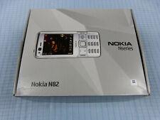 Nokia N82 Schwarz! Gebraucht! Ohne Simlock! TOP ZUSTAND! OVP! RAR!