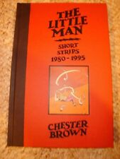Chester Brown: The Little Man S&N #237/400 HC NM+ Condition Drawn & Quarterly