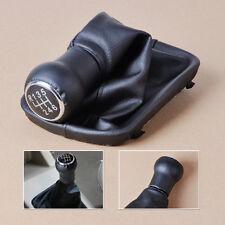 6 Speed Gear Shift Knob Gaitor Gaiter Boot for Audi A6 1997 1998 1999- 2002 2003