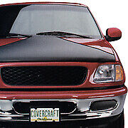 MiniMotion Hood Bra: 1999-02 Fits CHEVROLET SILVERADO PICKUP ALL NEW (Black) ...