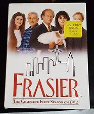 Frasier - The Complete First Season (2003, Brand New DVD, 4-Disc Set)
