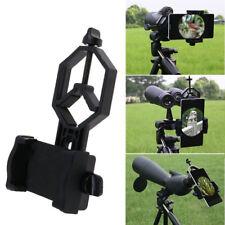 NEU Smartphone Handy Adapter Halterung für Monokular/Teleskop/Spektiv/Fernglas L