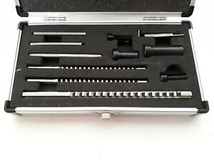 Amadeal 12pc Keyway Broach Set - HSS/Metric (2,3,4mm broaches)