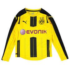Maillot de football de club étranger jaune à manches longues