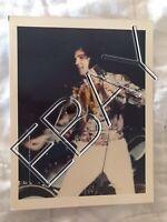 ELVIS PRESLEY 3x3  RARE UNPUBL ORIGINAL PHOTO OLD KODAK PAPER Damage Noted 040