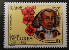 TIMBRE 2002 LOUIS DELGRES NEUF