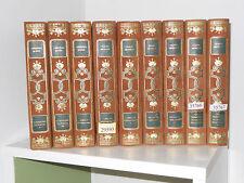 LES GRAND ROMANS DU TERROIR 9 VOLUMI - MICHELET & SIGNOL - EDITORE MAGELLAN 1998