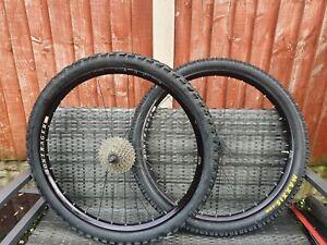 Bontrager Earl 26 Inch Wheelset Downhill Freeride 20mm