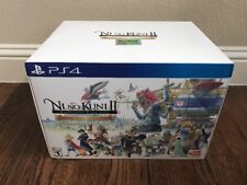 New Sealed Ni No Kuni 2: Revenant Kingdom Collector's Edition Sony PS4