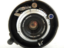 Mamiya Sekor 65mm f6.3 Blue Dot Lens for Universal Super 23 Polaroid SE Excellen