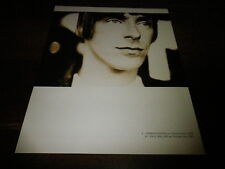 PAUL WELLER - Mini poster Noir & blanc 2 !!!