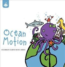 Ocean Motion  The Celebrate Earth Children's Music Series from Recess -ExLibrary