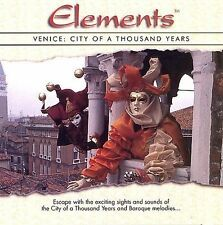 Various Artists : Elements: Venice City of a Thousand Year CD