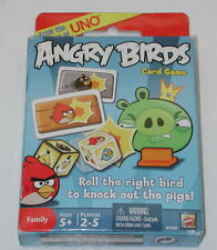 Mattel Angry Birds Card Game