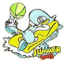 Disney Auctions Summer Daisy LE 100 Pin