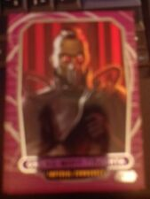 Star Wars 2012 Galactic Files 1 #225 Grand Moff Trachta Imperial Commander MINT