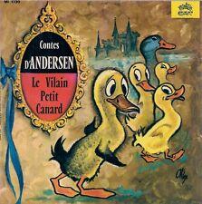 EP ENFANTS--CONTES D'ANDERSEN--LE VILAIN PETIT CANARD--FRANCOIS CHARPIN