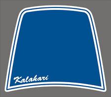 Adesivo cupolino BMW GS   KALAHARI - adesivi/adhesives/stickers/decal
