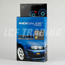 94-97 Acura Integra LS GS RS MT/AT SPW Blue Indiglo Glow Gauges White Face