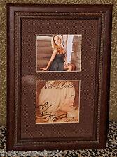 Kellie Pickler 100 Proof CD signed autographed FRAMED PSA DNA Country Singer CMA