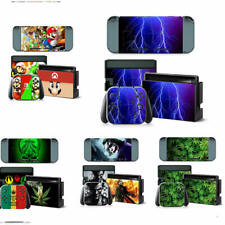 Vinyl Nintendo Switch Sticker Game Skins Decals Protect cover Full Set