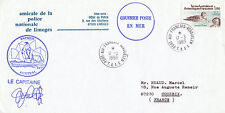 FRANCE POLAR CRUISE SHIP AUSTRAL A CAPTAIN SIGNED SHIPS CACHED COVER